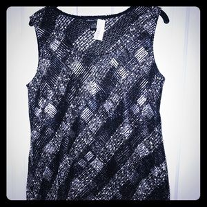 Michael Tyler Tops sleeveless